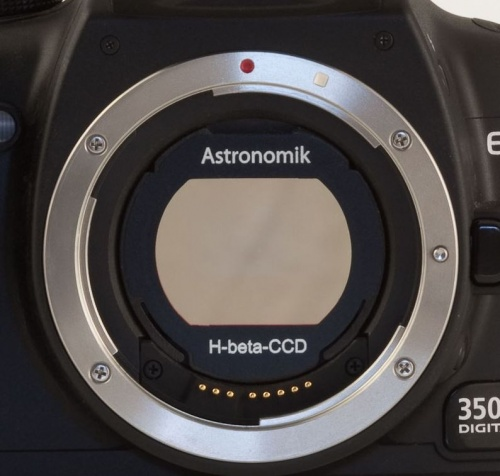 Astronomik H-Beta 12nm CCD EOS Clip Filter