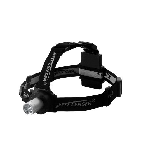 LED Lenser Head Fire Triplex Head Torch