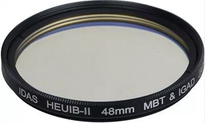 IDAS HEUIB-II H-Alpha Enhanced UV/IR Blocking Filters