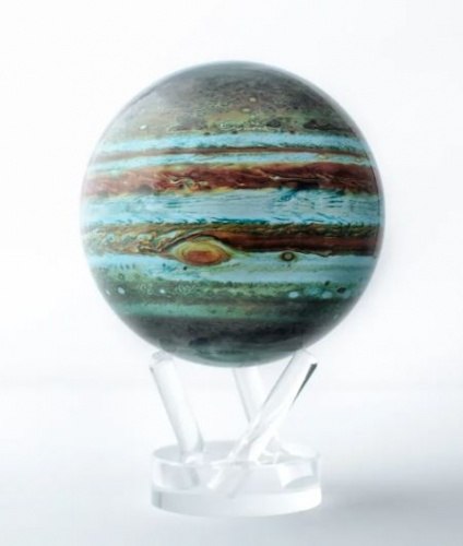 MOVA 4.5'' Jupiter Rotating Globe With Stand