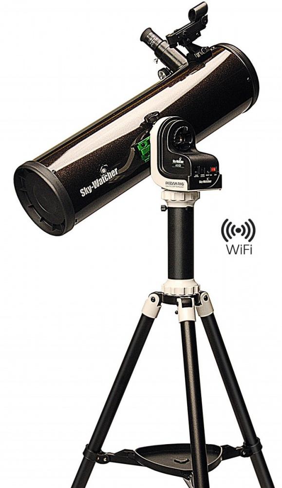 Skywatcher Explorer 130PS AZ-GTi WiFi Telescope