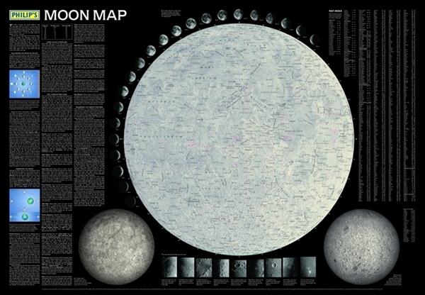 Philip\'s Moon Map
