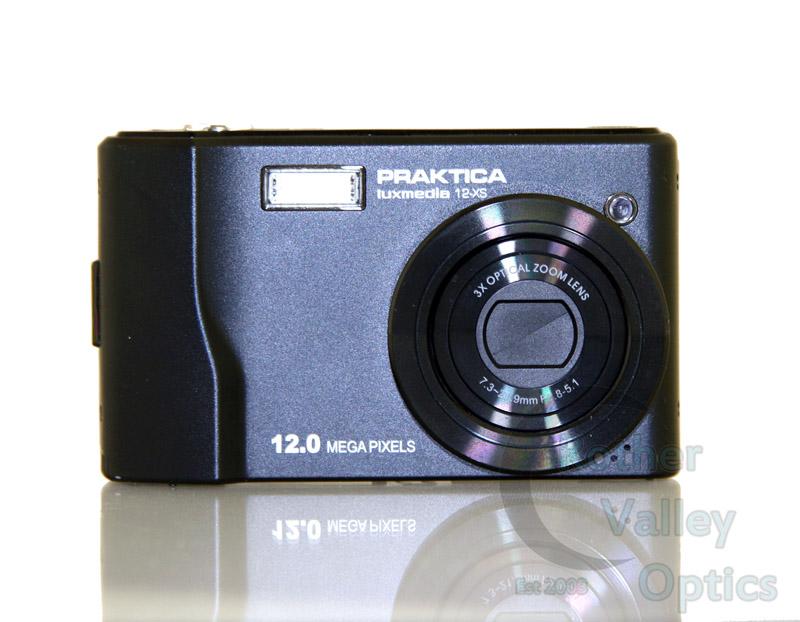 Praktica luxmedia 12 xs digital camera rother valley optics ltd