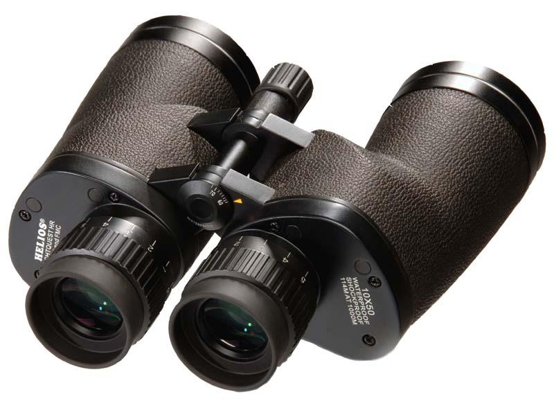Helios Lightquest HR 10 x 50 Observation Binoculars ...