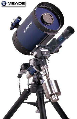 Meade Lx850 Acf 14 Quot F 8 Goto Telescope Rother Valley