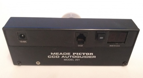 Second Hand Meade Pictor CCD Autoguider