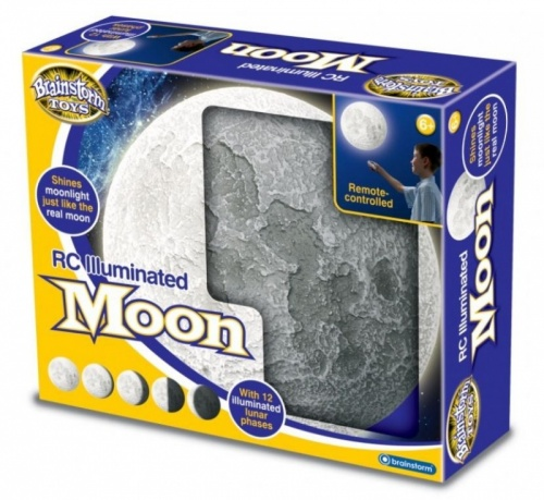 Brainstorm RC Illuminated Moon