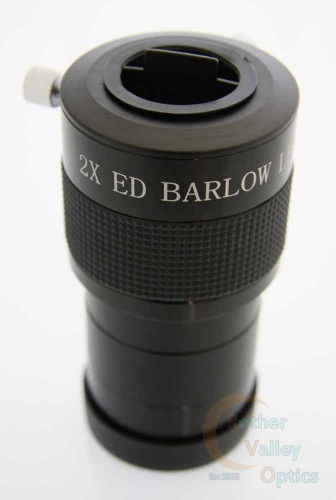 RVO x2 ED Barlow Lens 2'' With Adaptor