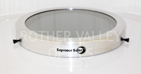 Seymour Solar SF9187 9.187'' Type 2 Glass Solar Filter