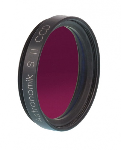 Astronomik SII 6nm CCD Filter 1.25''