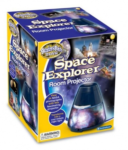 Brainstorm Space Explorer Room Projector