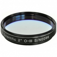 Explore Scientific O-III Nebula Filter 2''