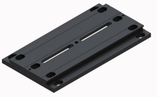 Baader 3'' Losmandy Style Dovetail Plate 190mm