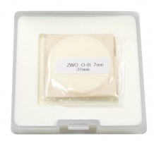ZWO 36mm OIII 7nm Narrowband Unmounted Filter