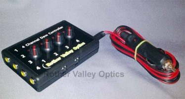 Rother Valley Optics 4 Channel Dew Heater Controller