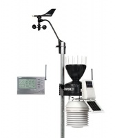Davis Wireless Vantage Pro2 With 24 Hour Fan Aspirated Radiation Shield Weather Station