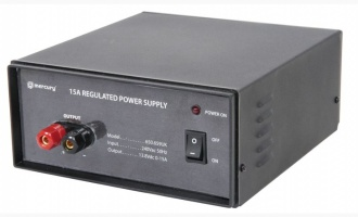 Mercury 13.8v 15A Bench Top Power Supply Unit