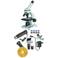 Bresser Junior Biolux DE 40x-1024x USB Microscope Set