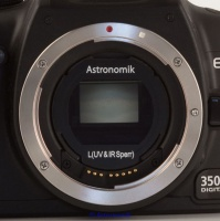 Astronomik L UV/IR Type 2 EOS Clip In Filter