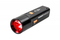 Celestron PowerTank Glow 5000 Red LED Flashlight With Powerbank