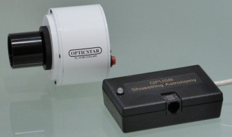 Opticstar AG-131M Coolair Video Camera & Auto Guider