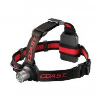 Coast HL4 LED Dual Colour Red/White Head Torch