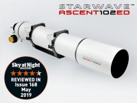 Altair Ascent 102ED F7 Doublet Refractor OTA