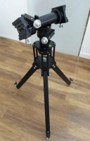 Customer Return Losmandy AZ8 Alt Az Heavy Duty Mount With Tripod