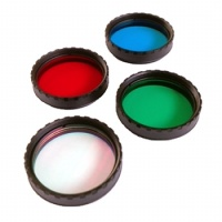 Baader CCD RGB Filter Set (Beginners) 31.7mm/1.25''