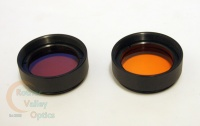 Second Hand Brown and Orange 1.25'' Filter Set