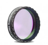 Baader Clear Glass Focusing Filter 1.25''