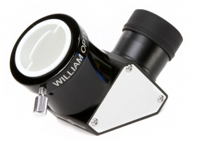 William Optics 2019 90° Erecting Prism 1.25'' With Helical Focuser