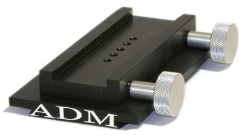 ADM D Series Losmandy to V Series Vixen Saddle Adaptor