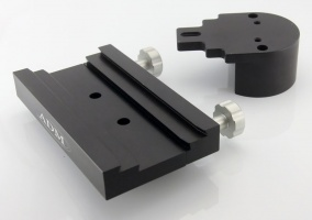 ADM Dual Saddle Adaptor For EQ5 / CG-5 Mount