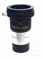 Skywatcher x2 Deluxe Achromatic Barlow Lens 1.25''
