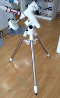 Second Hand Skywatcher EQ5 Deluxe Mount & Tripod