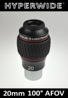 Altair Lightwave HYPERWIDE 100° eyepiece 20mm 2''