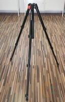 Second Hand Manfrotto 725B Digi Black Tripod Legs Only