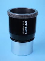 Antares 2'' 1.6x Barlow Lens With Twist Lock