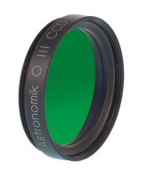 Astronomik OIII 12nm CCD Filter 1.25''