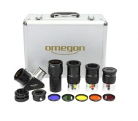 Omegon 2'' Eyepiece and Filter set