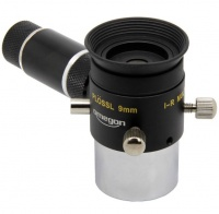 Omegon 9mm Illuminated Crosshair Eyepiece 1.25''