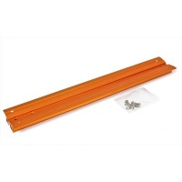 Baader Vixen Dovetail Bar Orange Anodised Drilled for Celestron 9.25 and 11 inch SCT Optical Tubes