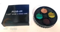 Second Hand OVL L-RGB CCD Filter Set 1.25''
