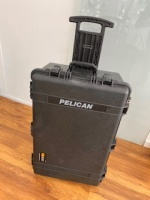 Second Hand Pelican 1650 Flight Case With Wheels