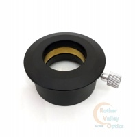 Rother Valley Optics 2'' to 1.25'' Adapter with Brass Compression Ring