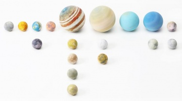 AstroReality Solar System Ultimate Model Set