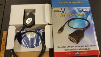 Rother Valley Optics USB - Serial Adaptor