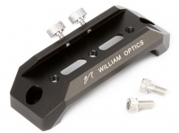 William Optics 120mm Saddle Handle Bar