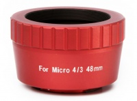 William Optics M48 Wide T Mount For Micro Four Thirds Systems